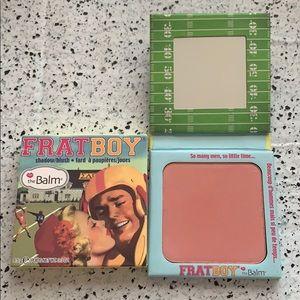 NWT theBalm Cosmetics Frat Boy Eye Shadow & Blush